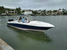 2007 Wellcraft 35 Scarab Sport