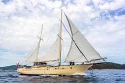 1982 Custom Ketch Gulet