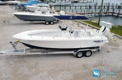 2020 Bluewater Sportfishing 23t
