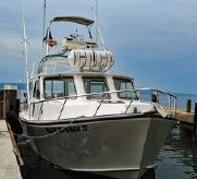 2006 Evans & Sons 38' Deadrise Commercial Dive and Fish