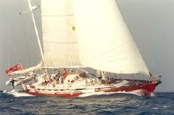 1989 Ta Shing Mystic 60