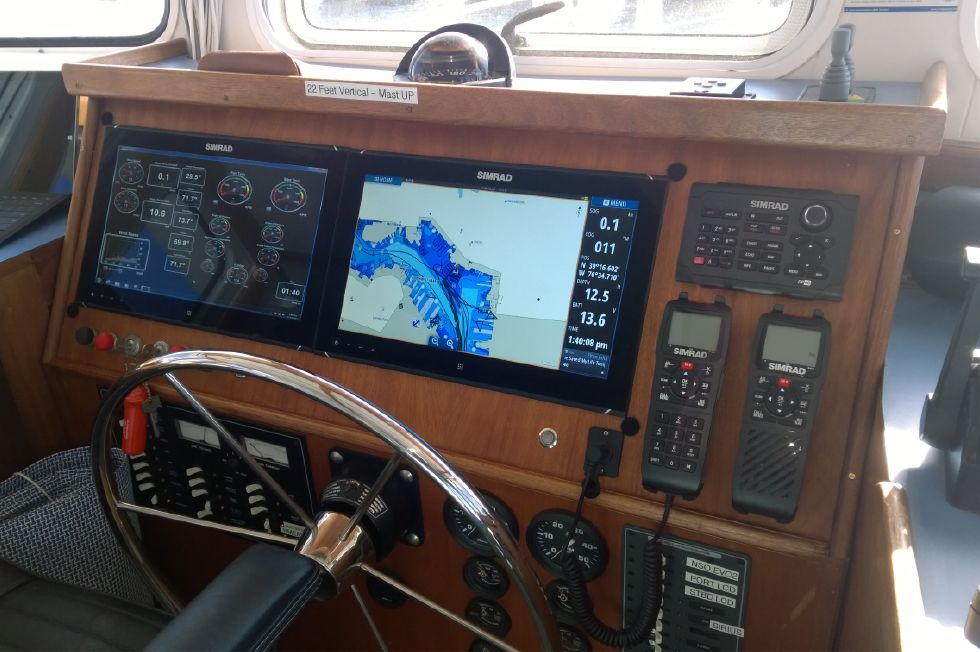 2001 Great Harbour GH47
