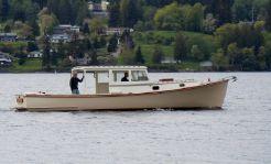 1967 Custom Ralph Stanley 36 Lobster Boat