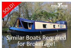 2020 Narrowboat 's Required for Brokerage