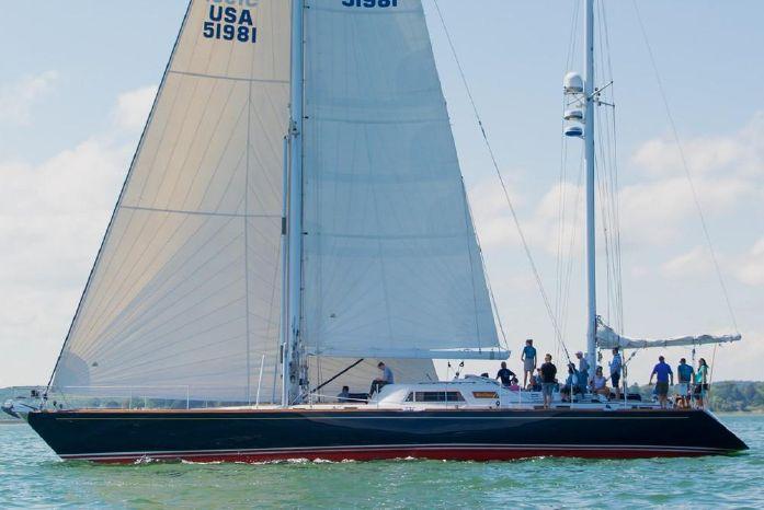1985 Southern Ocean Broker Brokerage