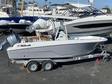 2021 Wellcraft 222 Fisherman