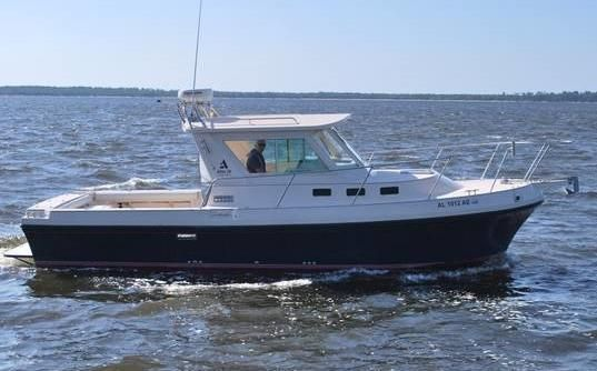 2004 Albin 28 TE Flush Deck w/ Generator 28 Boats for Sale