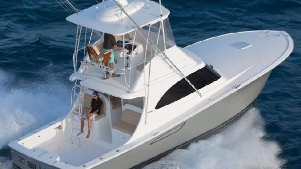 Viking 37 Billfish Manufacturer Provided Image