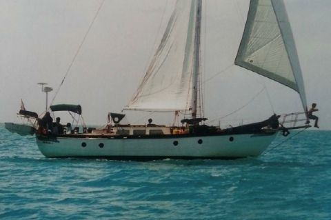 1980 Formosa Spindrift