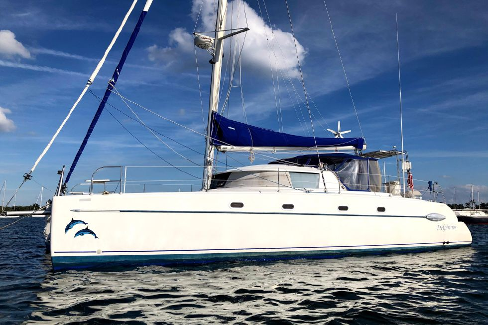 2003 Fountaine Pajot Belize 43 Maestro