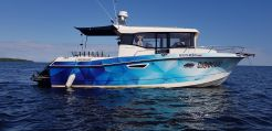 2018 Quicksilver 905 Pilothouse