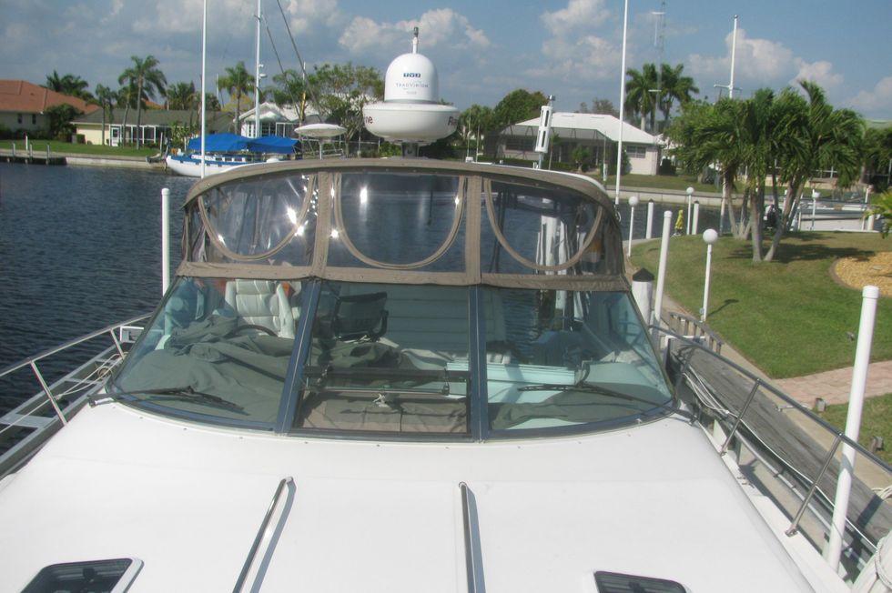 1997 Sea Ray Sundancer 400 40 Boats for Sale - Edwards Yacht