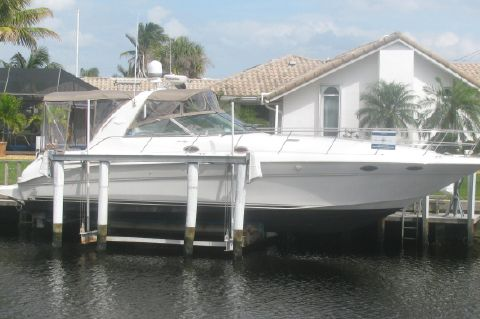 1997 Sea Ray Sundancer 400