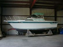 1989 Baha Cruisers Sport Fisherman