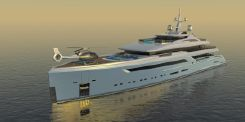 2021 Custom Preferred Fincantieri Yachts