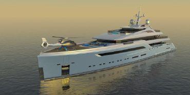 2021 Custom Preferred Fincantieri Yachts