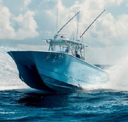 2020 Seahunter 46 CTS