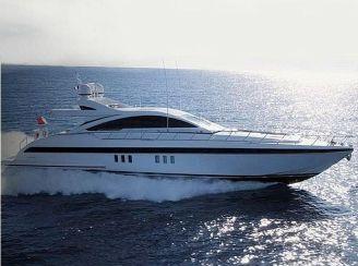 2003 Mangusta 80