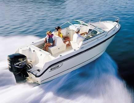 Boston Whaler 210 Ventura 210 Ventura