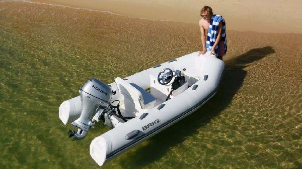 Brig Inflatables Falcon 360 HT