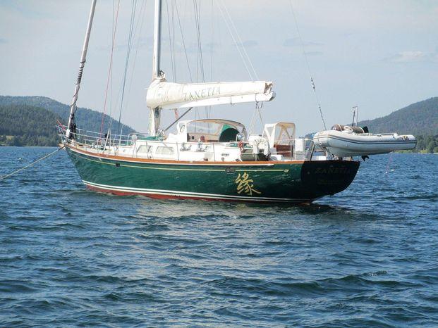 2001 Hinckley Sell BoatsalesListing