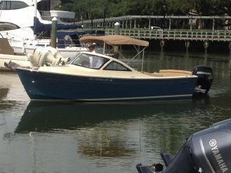 2018 Vanquish Bristol Harbor