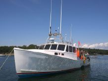 2003 Custom MDI Lobster Boat