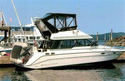 1992 Bayliner 3058