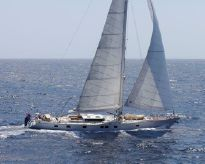 1992 Tripp Custom 104 Sloop
