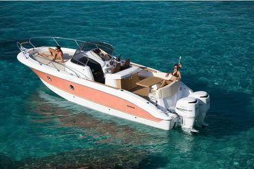 2009 Sessa Marine Key Largo 30