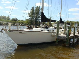 1980 Cheoy Lee 44 Ketch