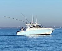 2008 Fountain 38 Sportfish Cruiser OB