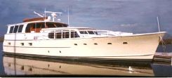 1961 Burger 60 Flush Deck Motoryacht
