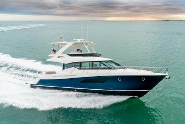 2020 Tiara Yachts F-53