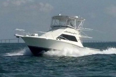 1995 Cabo Flybridge Sportfisher Re-Powered - Serenity Now