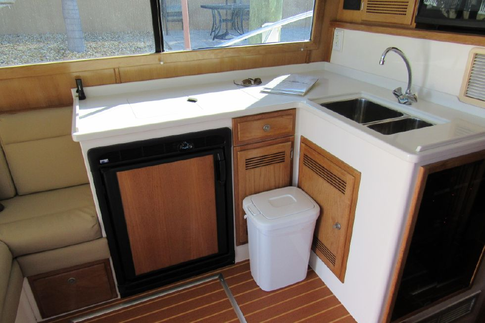 Galley to Port