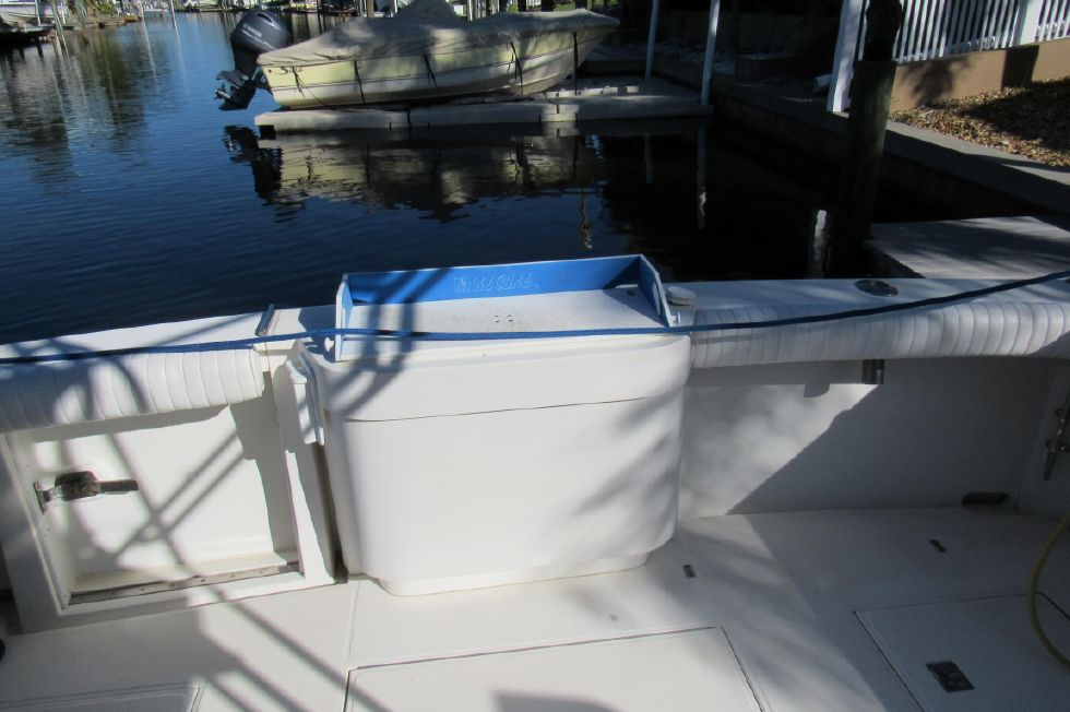 1995 Cabo Yachts Sportfisher Re-Powered