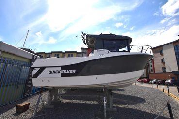 2019 Quicksilver 605 Pilothouse Explorer