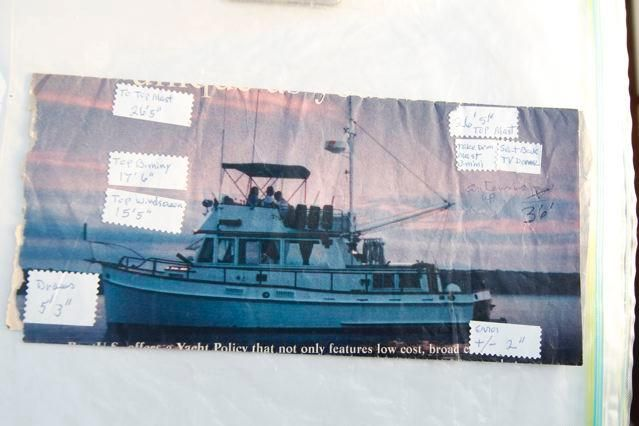 1988 Grand Banks 49 Classic - Grand Banks 49 Clearances