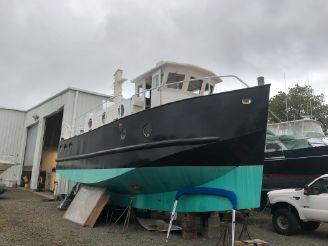 1990 Custom Trawler