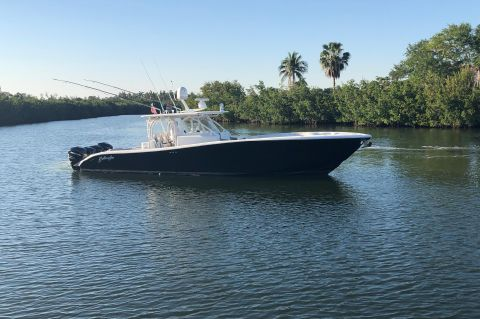 2013 Yellowfin 42