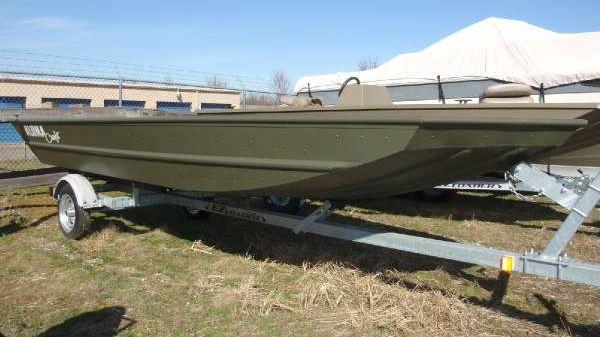 Alumacraft MV1648 Jon 15