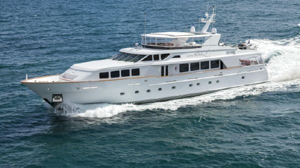 Trinity Yachts 124 Carte Blanche 2003 124' Trinity