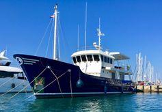 2005 Vripack 69ft steel trawler
