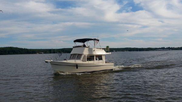 Mainship 34' Trawler