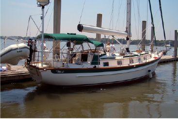 2005 Cabo Rico 42