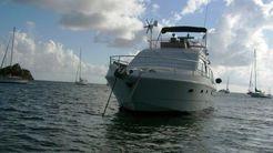 1991 Ferretti Yachts Flybridge Motor Cruiser