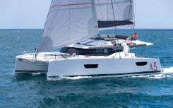 2023 Fountaine Pajot Elba 45