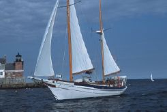 1970 Pete Culler Ketch