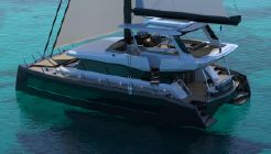 2021 Catamaran Moon Yacht 60